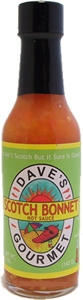 Dave's Scotch Bonnet Hot Sauce