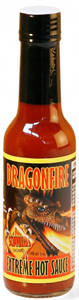 Scovilla`s Dragonfire Extreme Hot Sauce