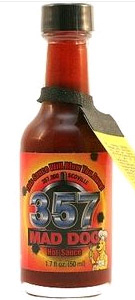 357 Mad Dog Collectors Edition - Mini Bottle