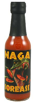 CaJohn's Nagasoreass Hot Sauce