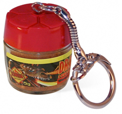 Scovilla's Dragonfire XP 1 Million Scoville Units Keyring 5g